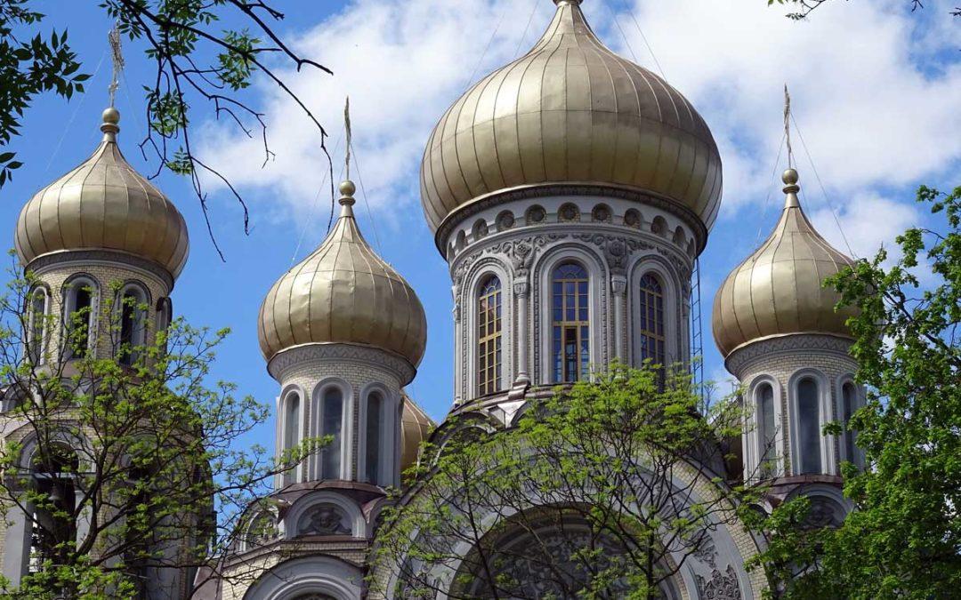 Studienreise nach Lettland und Litauen